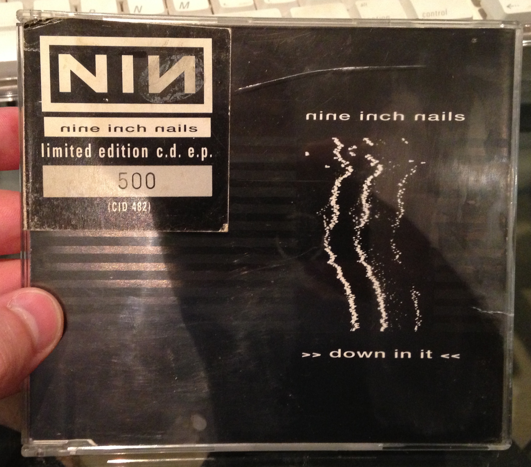 Halo 01: Down In It   timdotexe\'s nine inch nails collection