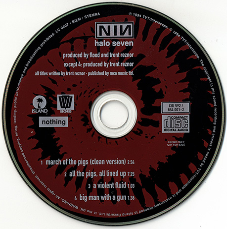Timdotexe S Nine Inch Nails Collection